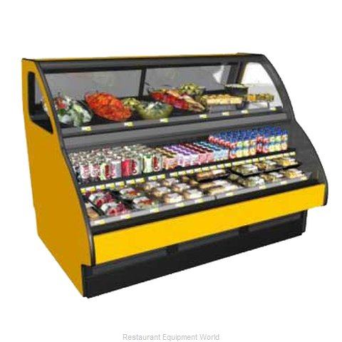 Structural Concepts GCD656R Cold Service Self-Service Merchandiser