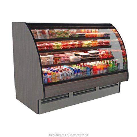 Structural Concepts GHSS456R Self-Serve Refrigerated Case