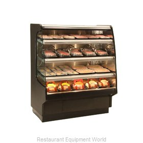 Structural Concepts GHSS460H Display Case, Heated Deli, Floor Model