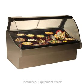 Structural Concepts GLDS6R Display Case, Refrigerated Deli