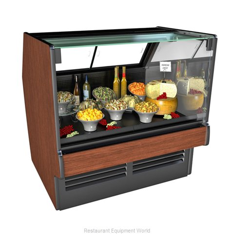 Structural Concepts GLDSV4R Display Case, Refrigerated Deli