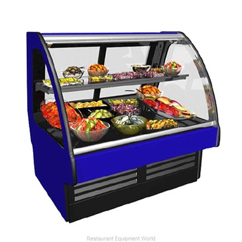 Structural Concepts GMDS6R Refrigerated Service Case Deli