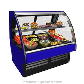 Structural Concepts GMDS6R Display Case, Refrigerated Deli