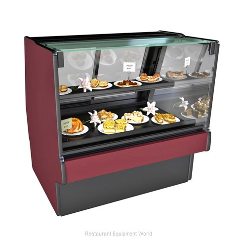 Structural Concepts GMDSV4D Display Case, Non-Refrigerated Bakery