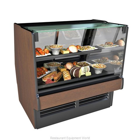 Structural Concepts GMDSV4R Display Case, Refrigerated Deli