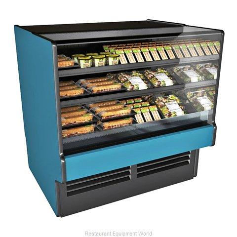 Structural Concepts GMSSV452R Display Case, Refrigerated, Self-Serve