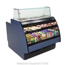 Structural Concepts GP441RR Display Case, Refrigerated, Self-Serve