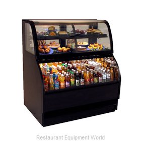 Structural Concepts HMBC4 Display Case, Refrigerated/Non-Refrig
