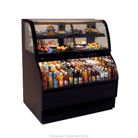 Structural Concepts HMBC6 Display Case, Refrigerated/Non-Refrig