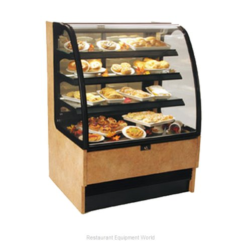 Structural Concepts HMG2653R Refrigerated Bakery Merchandiser