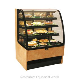 Structural Concepts HMG3953R Display Case, Refrigerated Bakery