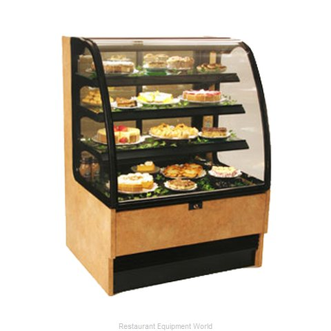 Structural Concepts HMG7553RZ Display Case, Refrigerated Bakery
