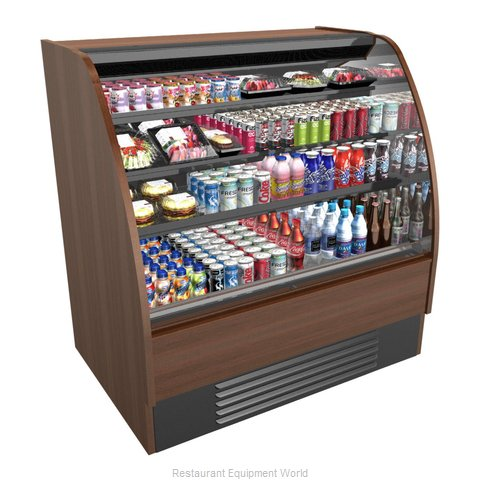 Structural Concepts HMO2653R Display Case, Refrigerated, Self-Serve