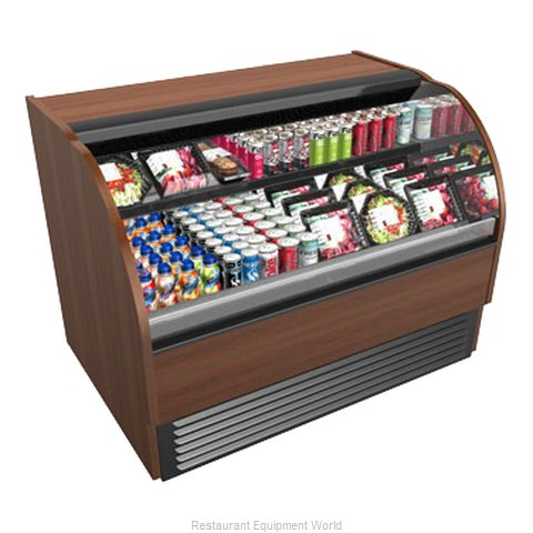 Structural Concepts HMO5136R Refrigerated Self-Service Case