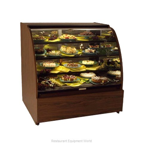 Structural Concepts HV38R Service Refrigerated Bakery Merchandiser