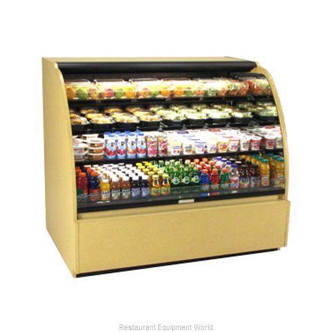 Structural Concepts HV38RSSZ Display Case, Refrigerated Bakery