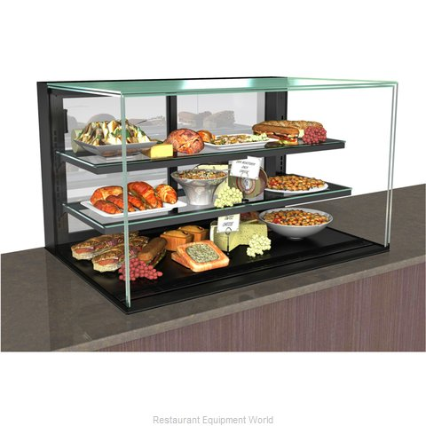 Structural Concepts NE7227RSV Display Case, Refrigerated, Slide In Counter