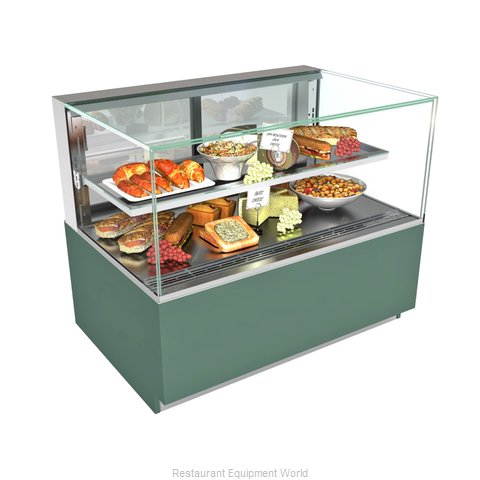 Structural Concepts NR6040RSV Display Case, Refrigerated