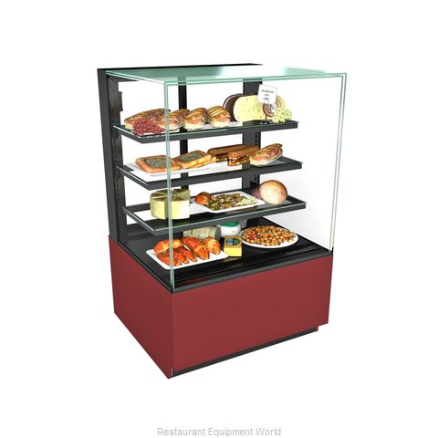 Structural Concepts NR6055RSV Display Case, Refrigerated
