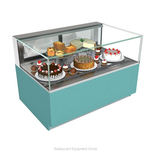 Structural Concepts NR7233RSV Display Case, Refrigerated