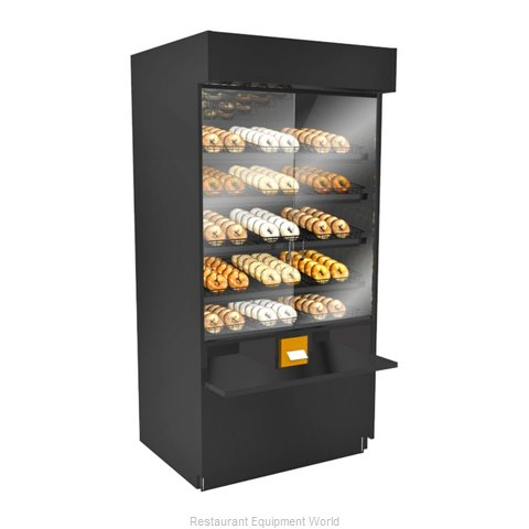 Structural Concepts PC5682 Display Case, Non-Refrigerated Bakery