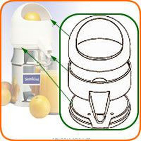 Sunkist 01 Juicer, Parts & Accessories