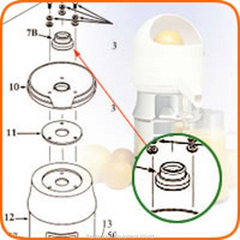 Sunkist 07B Juicer, Parts & Accessories