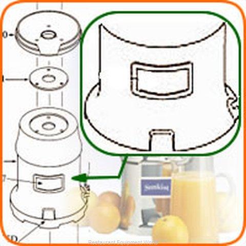 Sunkist 12 Juicer, Parts & Accessories