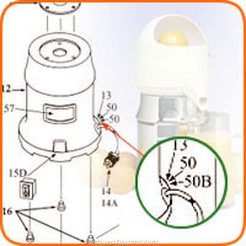 Sunkist 50B Juicer, Parts & Accessories