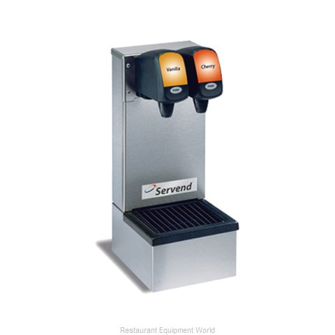 SerVend 2703315 Soda Beverage Dispensing Tower