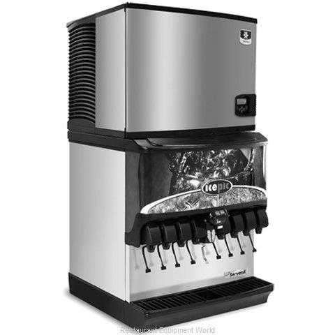 SerVend 2706265 Soda Ice & Beverage Dispenser