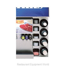 SerVend BCD4U-L Cup Dispensers, Countertop