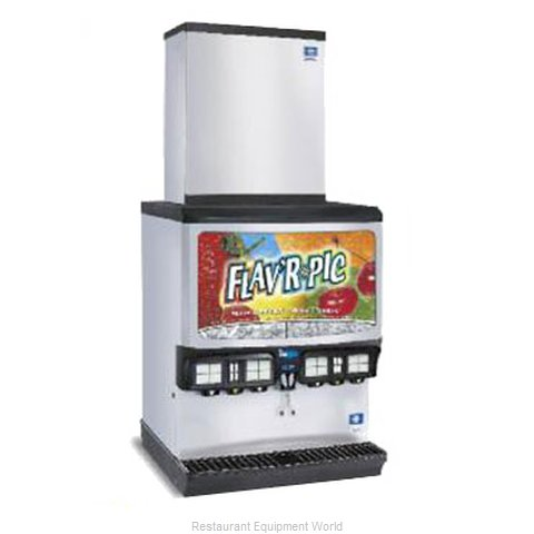 SerVend FRP-250 Soda Ice Beverage Dispenser
