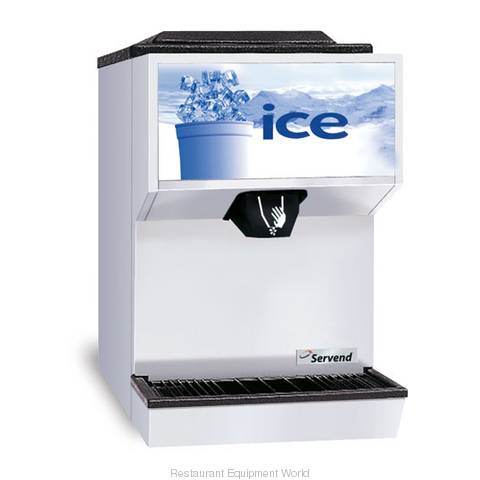 SerVend M-45 Countertop Ice Dispenser