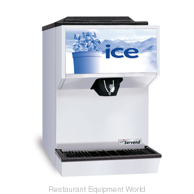 SerVend M-45 Countertop Ice Dispenser (SVD-M-45)