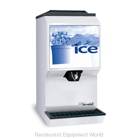 SerVend M-90 Countertop Ice Dispenser (SVD-M-90)