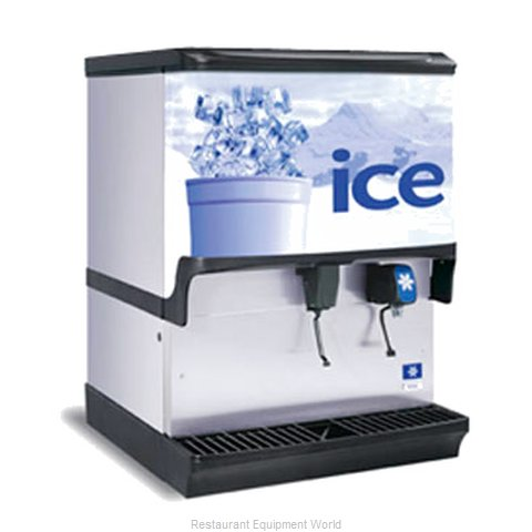 SerVend S-250-10 Ice Dispenser (Magnified)