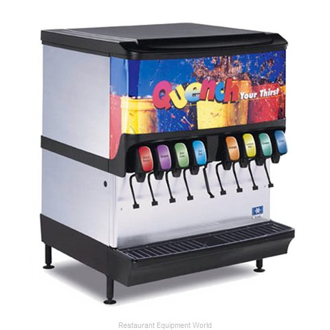 SerVend SV-200-8 Soda Ice Beverage Dispenser
