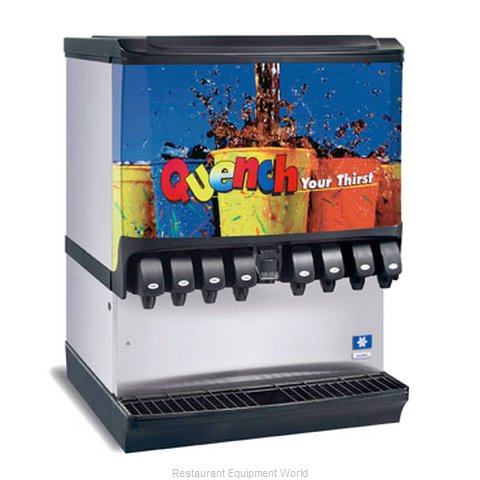 SerVend SV-250-10 Soda Ice Beverage Dispenser