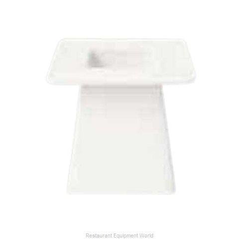 Syracuse China 905356008 Display Stand, Pedestal
