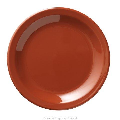 Syracuse China 906045009 Plate, Plastic