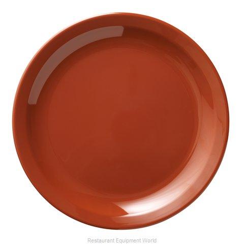 Syracuse China 906045011 Plate, Plastic