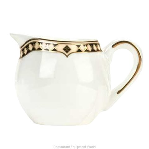 Syracuse China 911191009 Creamer / Pitcher, China (Magnified)