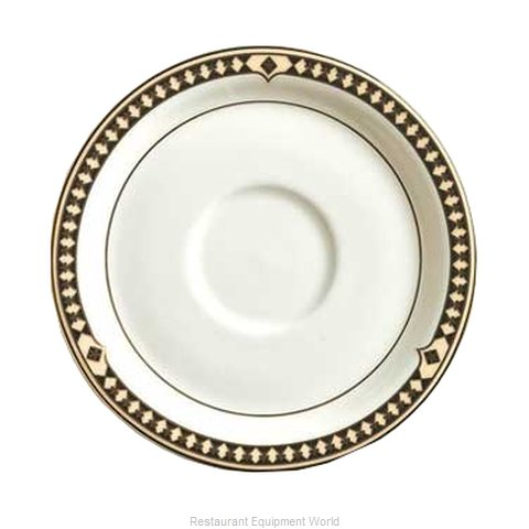 Syracuse China 911191012 China Saucer