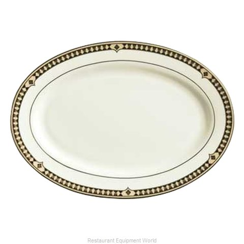 Syracuse China 911191023 Platter, China