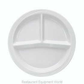 Syracuse China 9182403 Plate/Platter, Compartment, China