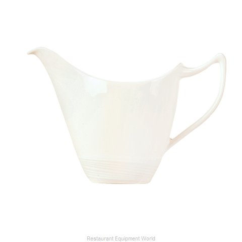Syracuse China 987659396 Creamer / Pitcher, China (Magnified)