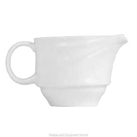 Syracuse China 995679522 Creamer / Pitcher, China (Magnified)