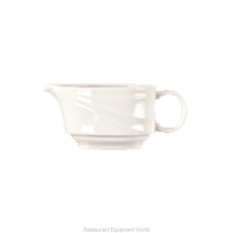 Syracuse China 995679523 China Gravy Sauce Boat (Magnified)