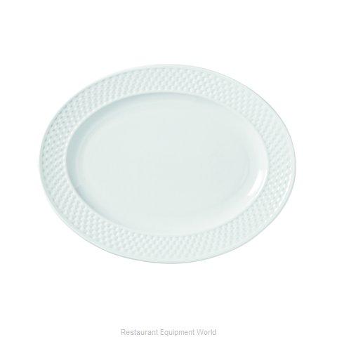 Syracuse China 999013009 Platter, China